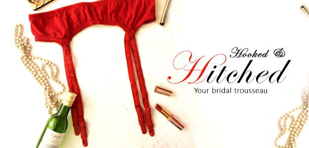 Hooked and Hitched a blogger's guide on what to shop and know about wedding and bridal lingerie exclusively on Clovia