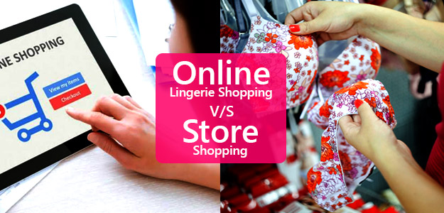 The 5 reasons why online lingerie shopping is so much better