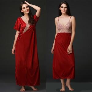 clovia-picture-satin-nighty-with-robe-410361