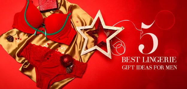 5 Best Lingerie Gift Ideas for Her
