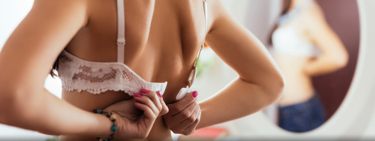 Don't Let the Wrong Bra Size Ruin Your Outfit