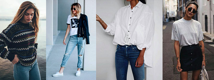 Fashionable Items to Steal from Your Boyfriend's Wardrobe