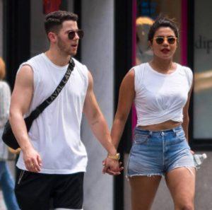 Nick & Priyanka