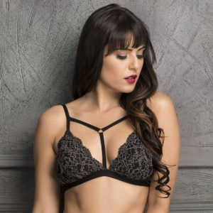 Front Cage Bra