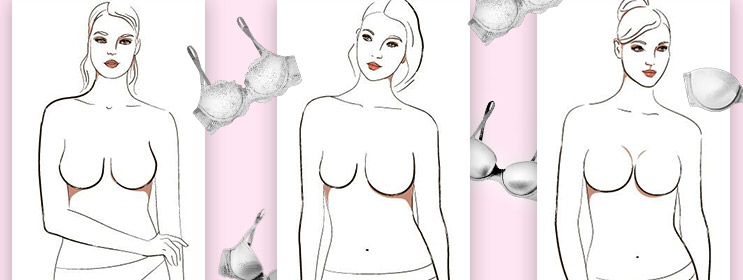 Bra Types for Different Breasts Shapes