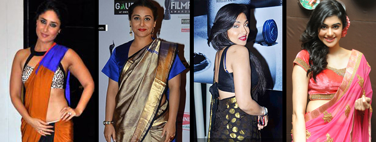 Top 5 Fashion Blunders to Avoid With A Silk Saree!