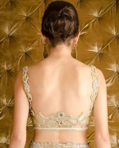 Backless Bridal