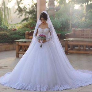 Christian Bridal Dress