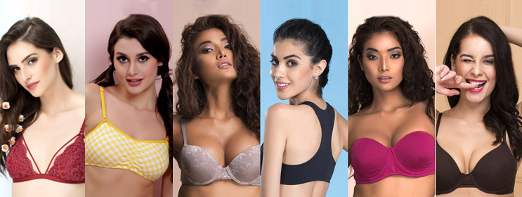 9cde3fa8b5 21 Types of Bras You Should Know About