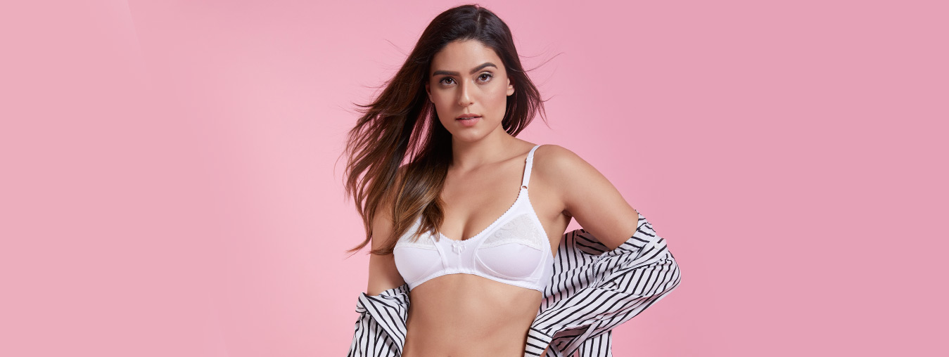• Breeze through summer in these top 6 cotton bras