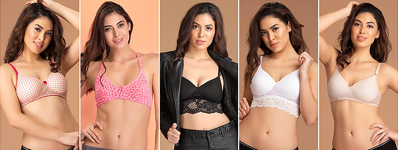 Types of Bra - 26 Bra Styles Every Women Should Know About | Clovia